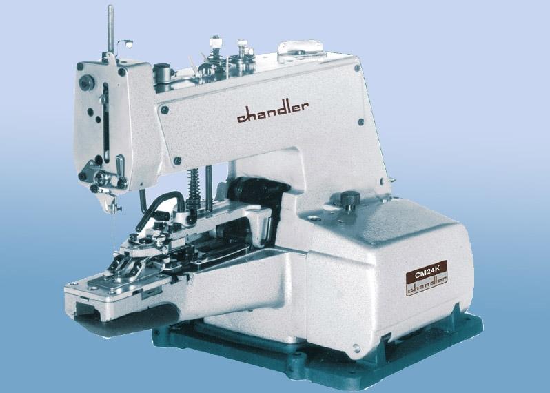 chandler button sewing machine