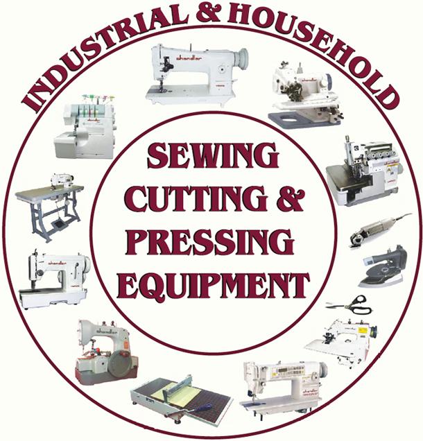 Chandler Machine USA Interesting Chandler Button Sewing Machine 471